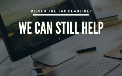 What To Do If You're Among Those Orlando Taxpayers Who Missed The Tax Deadline