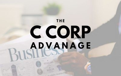 The Advantage a C Corporation Holds for Orlando Businesses
