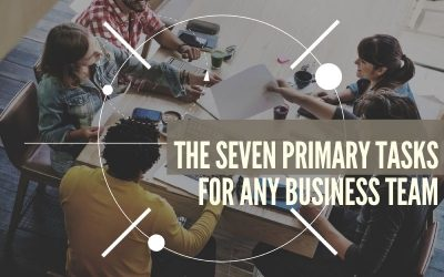 The Seven Primary Tasks For Any Central Florida Business Team